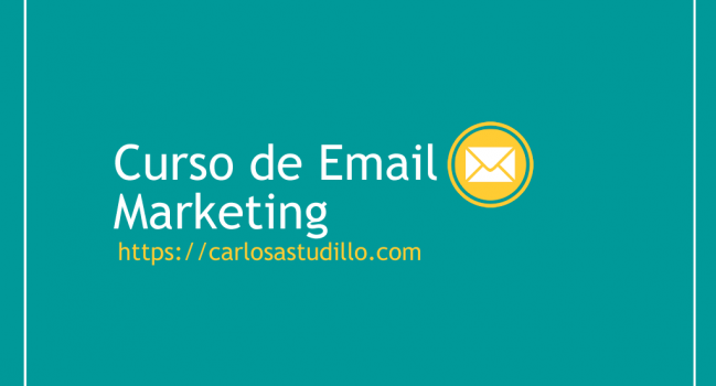 Curso de Email Marketing