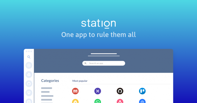 station one app rule