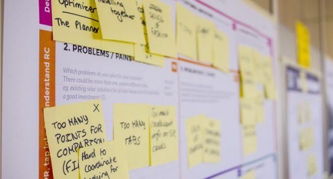 Guia para completar el modelo canvas #2 – Socios, Actividades y Recursos