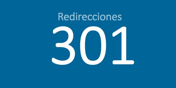301 redirection